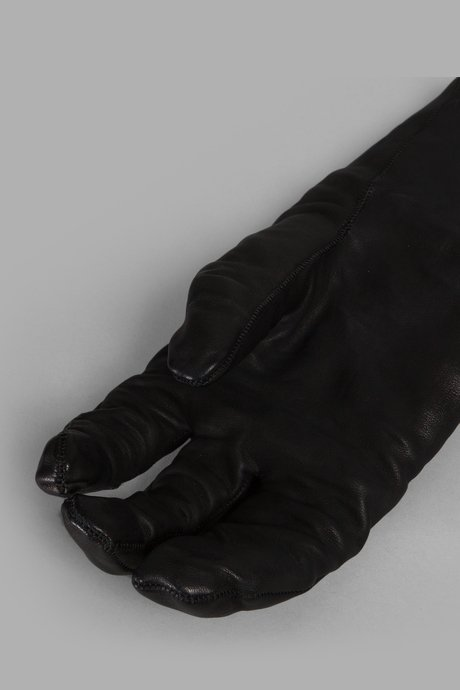 AW16GLOVES1F25IC4 BLACK image