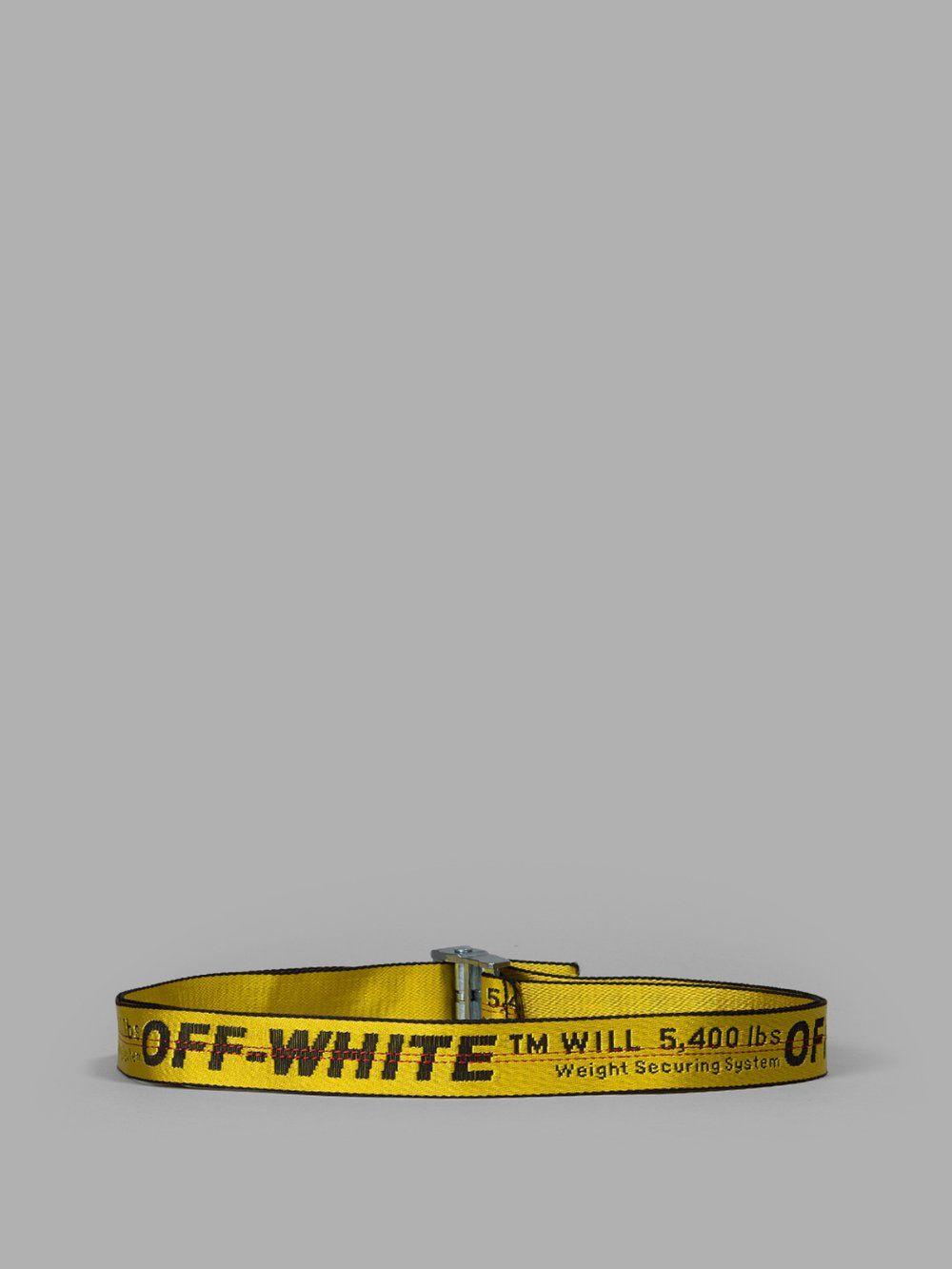 design innovativo 9c081 eb961 Off-White c/o Virgil Abloh Cinture OMRB003F162230346000