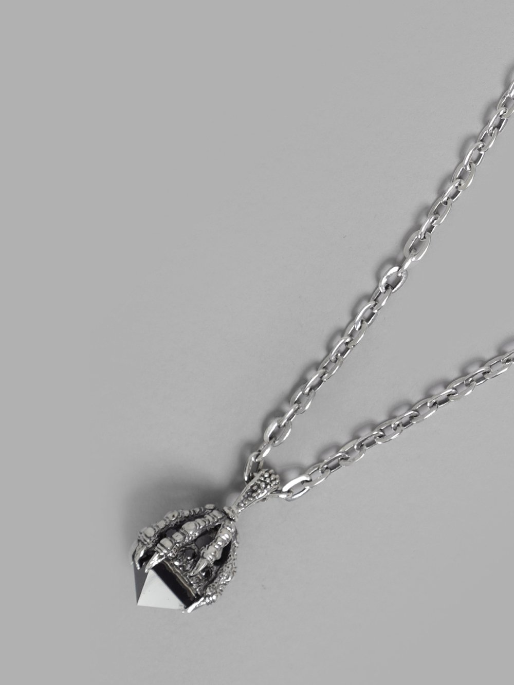 KD2024 Kd2024 Silver Pendent Kannibal Necklace