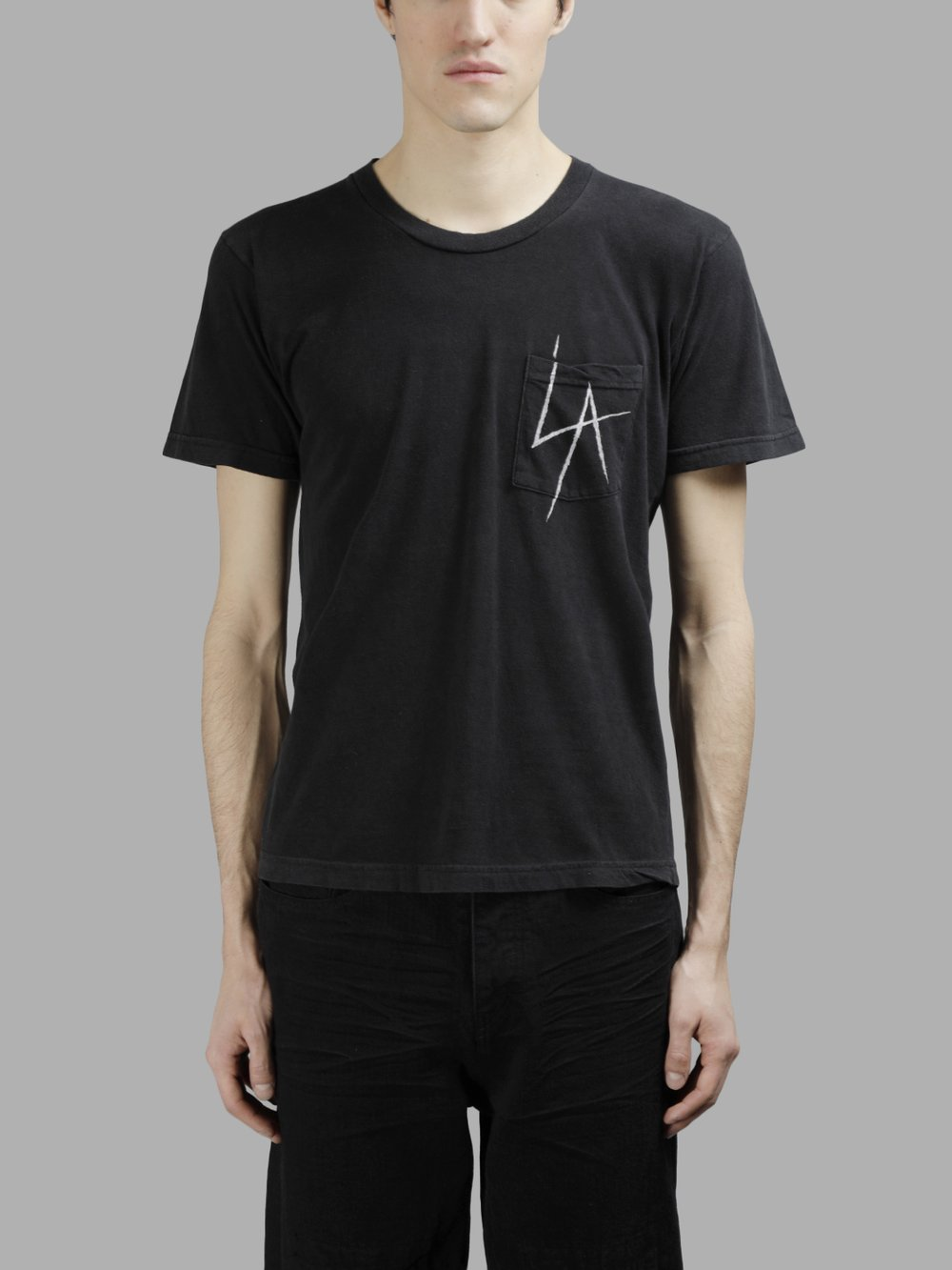 LOCAL AUTHORITY T-Shirt in Black