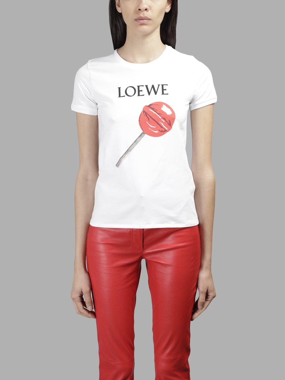 fast delivery new york to buy Loewe T-shirts S6279430CR 2100