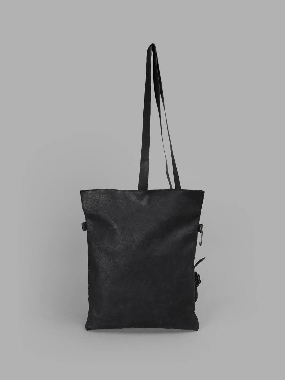 DELLE COSE BLACK BACKPACK 37X48