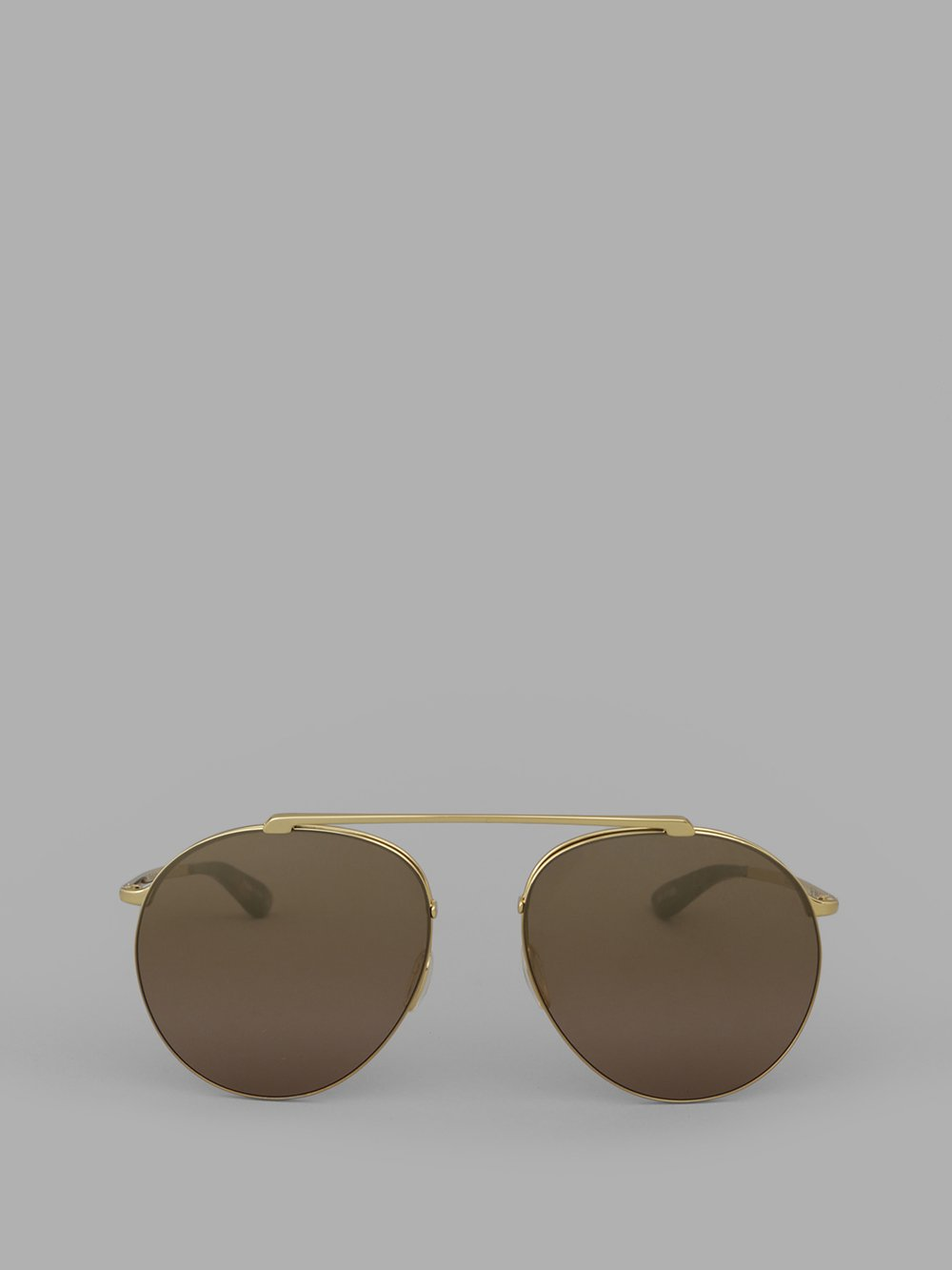 CHRISTIAN ROTH GOLD REDUCER SUNGLASSES