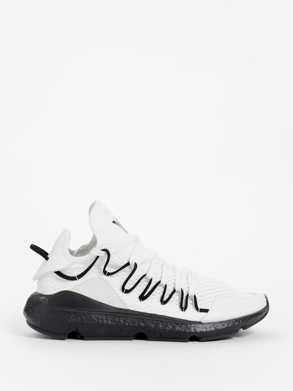 Men'S Kusari Boost&Trade; Sneakers, White, Black And White