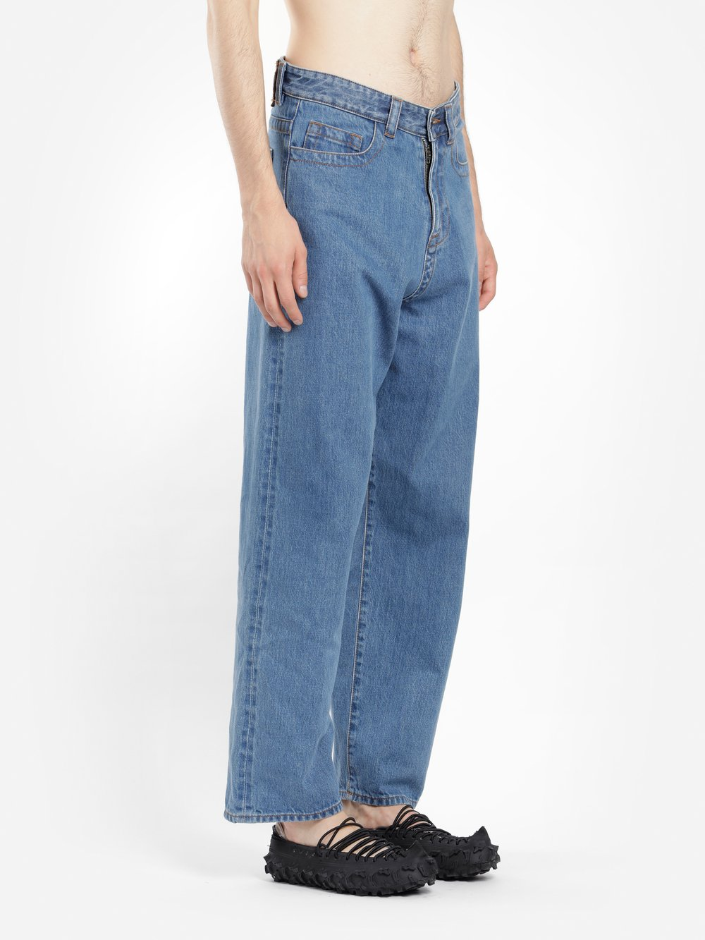 Jeans bleached 9999 1