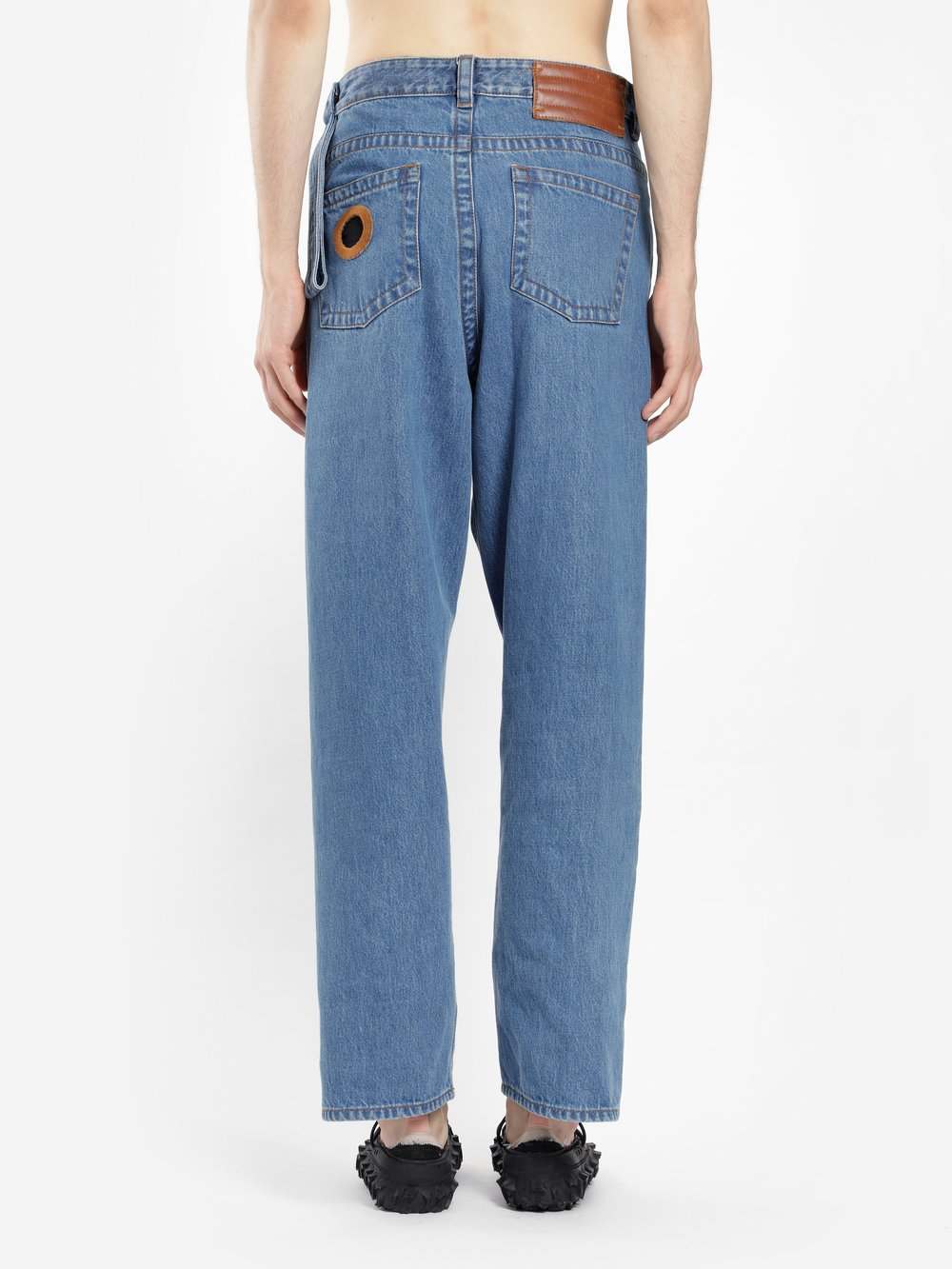 Jeans bleached 9999 3