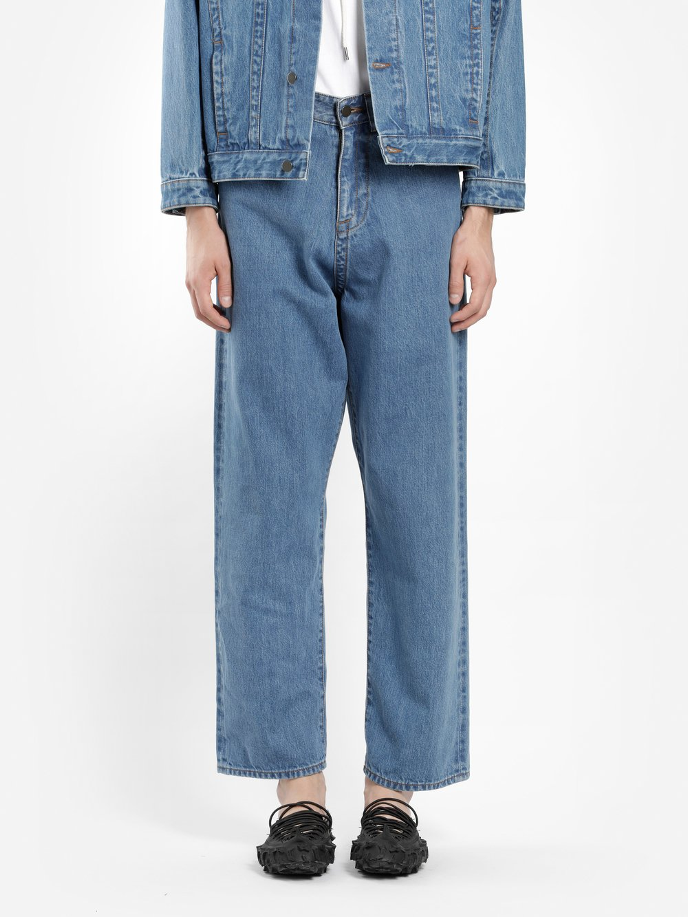 Jeans bleached 9999