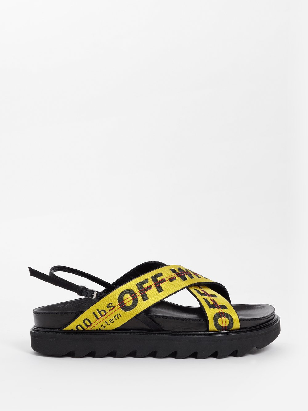 63c88748c3f7 Off-White c o Virgil Abloh - Sandals - Antonioli.eu