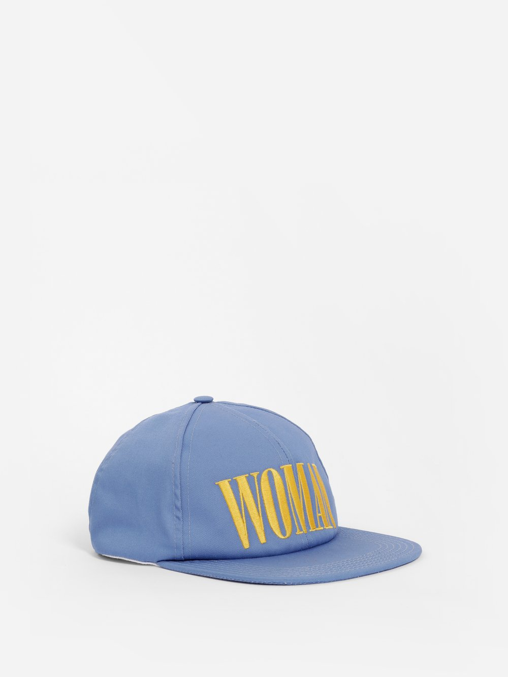Off White C/O Virgil Abloh Women'S Light Blue Martha'S Vineyard Cap