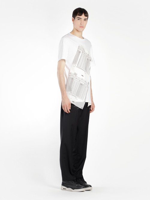SS18MJS07T26 WHITE image