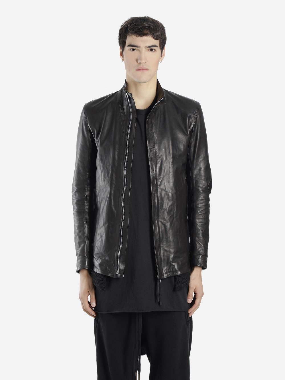 Boris Bidjan Saberi   Leather Jackets   Antonioli.Eu by Boris Bidjan Saberi