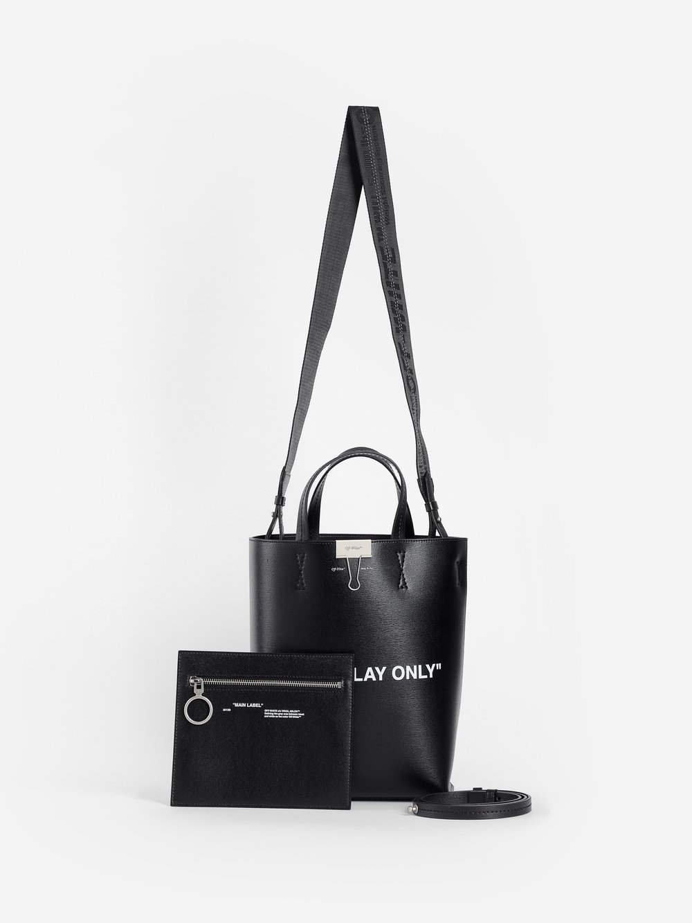 newest style huge selection of great deals Off-White c/o Virgil Abloh Tote Bags OWNA032S184231701001