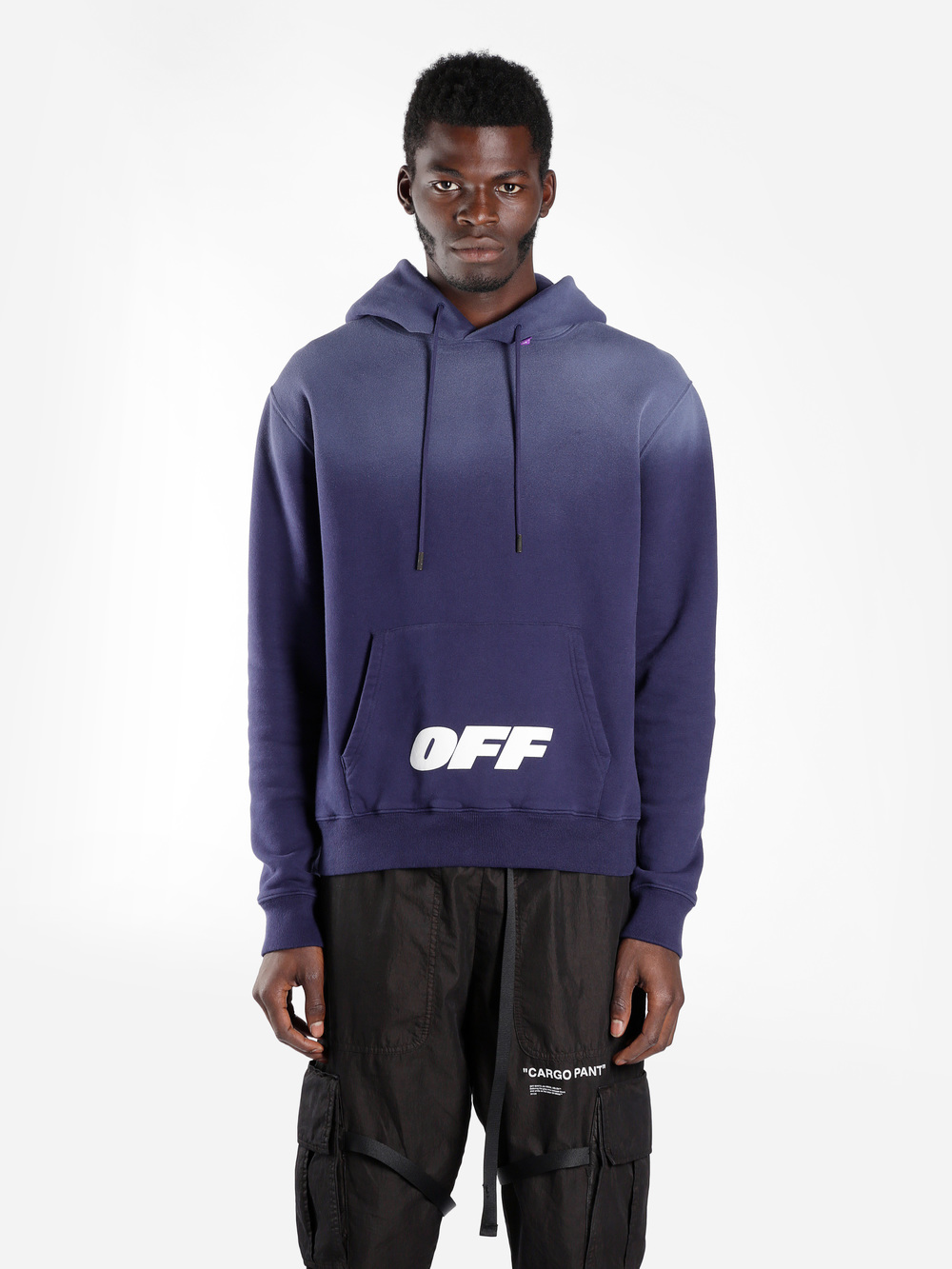 Off White co Virgil Abloh Pullover OMBB034E181920033001