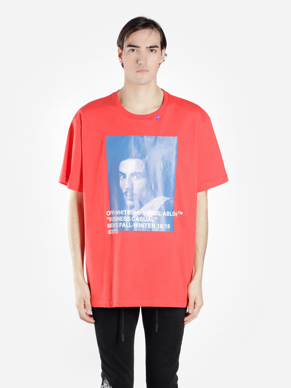 1ef713d8 Off-White c/o Virgil Abloh - T-shirts - Antonioli.eu