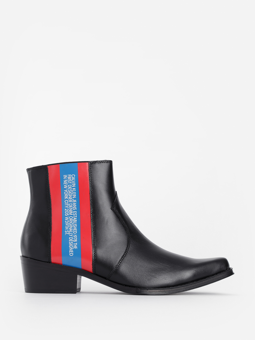 3e1f0c53a66d Calvin Klein Established 1978 - Bottes - Antonioli.eu