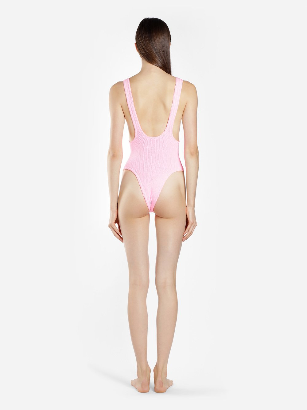 RUBYSCRUNCHSWIMSUIT PINK image