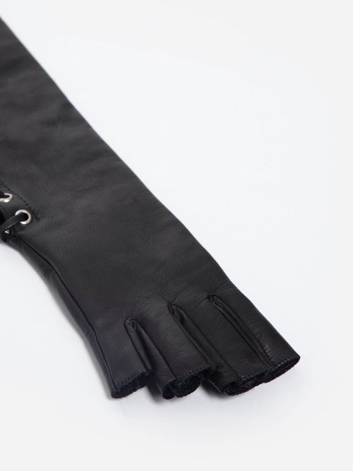 LONGLTGLOVES BLACK image