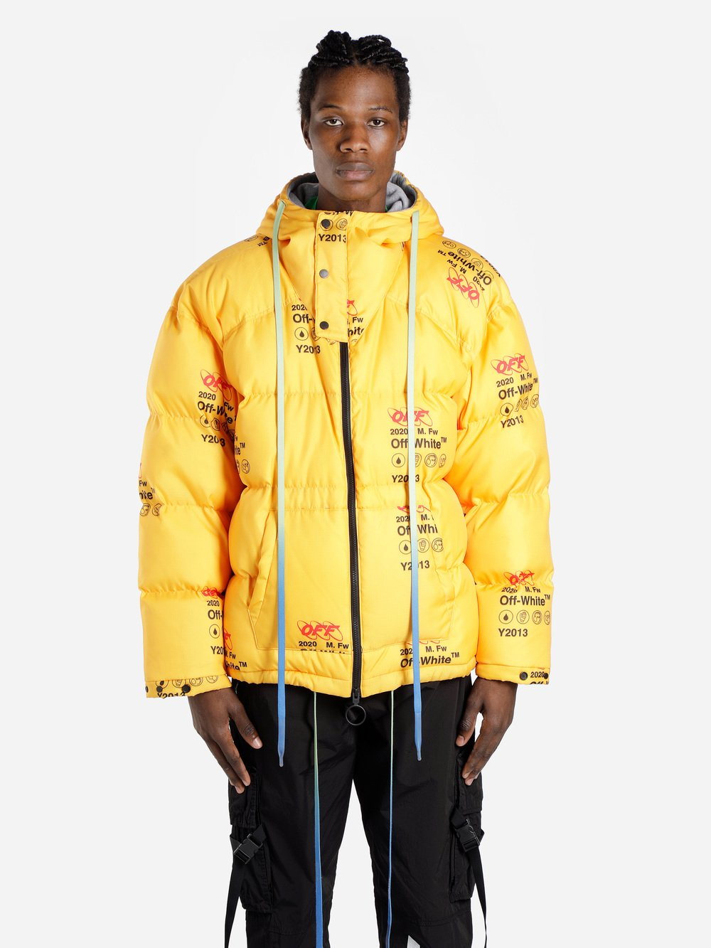 bc387050 OMED019F19F060036000 image OMED019F19F060036000 image. Off-White c/o Virgil  Abloh. Giacche New Collection FW19