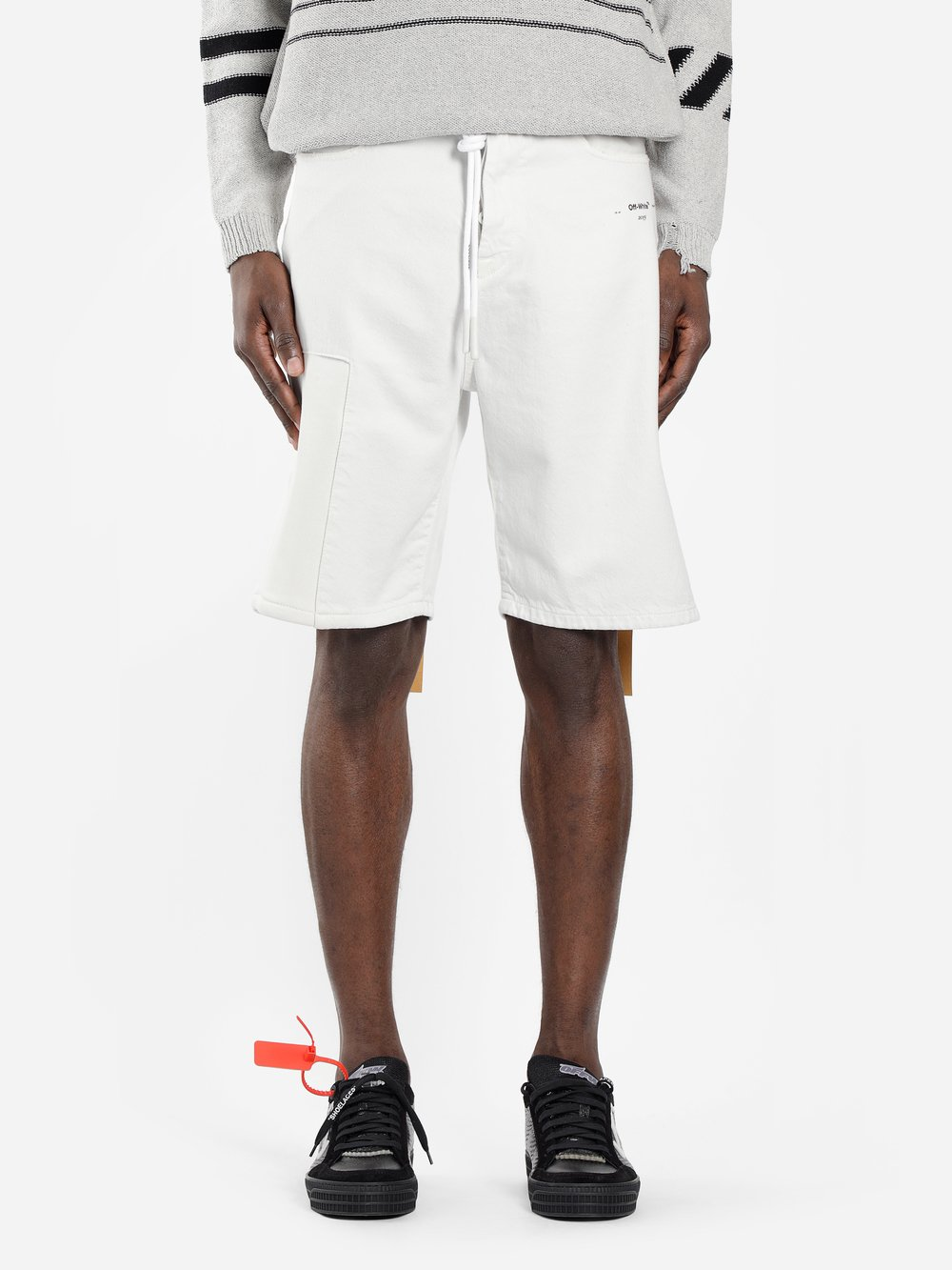Off-White Shorts OFF-WHITE C/O VIRGIL ABLOH SHORTS