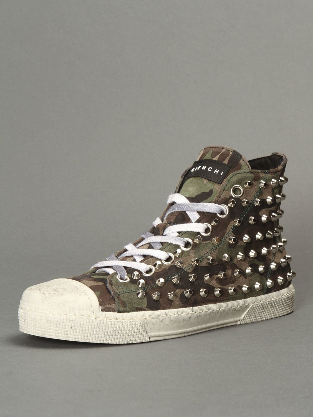 huge selection of 856a8 df8a4 GIENCHI Scarpe 6783 CROSTACAMOUFLAGE NERO