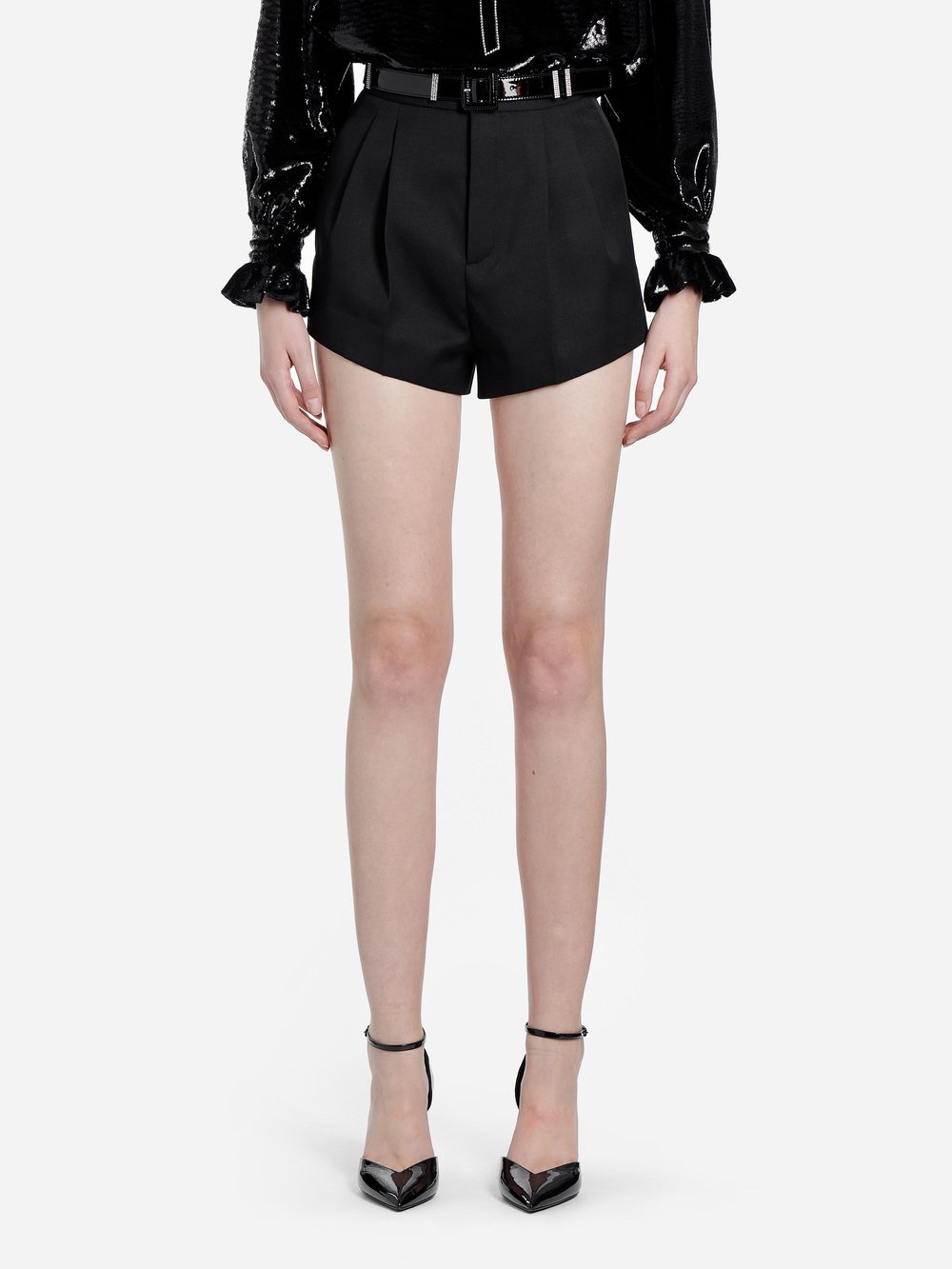 Saint Laurent Shorts SAINT LAURENT  SHORTS