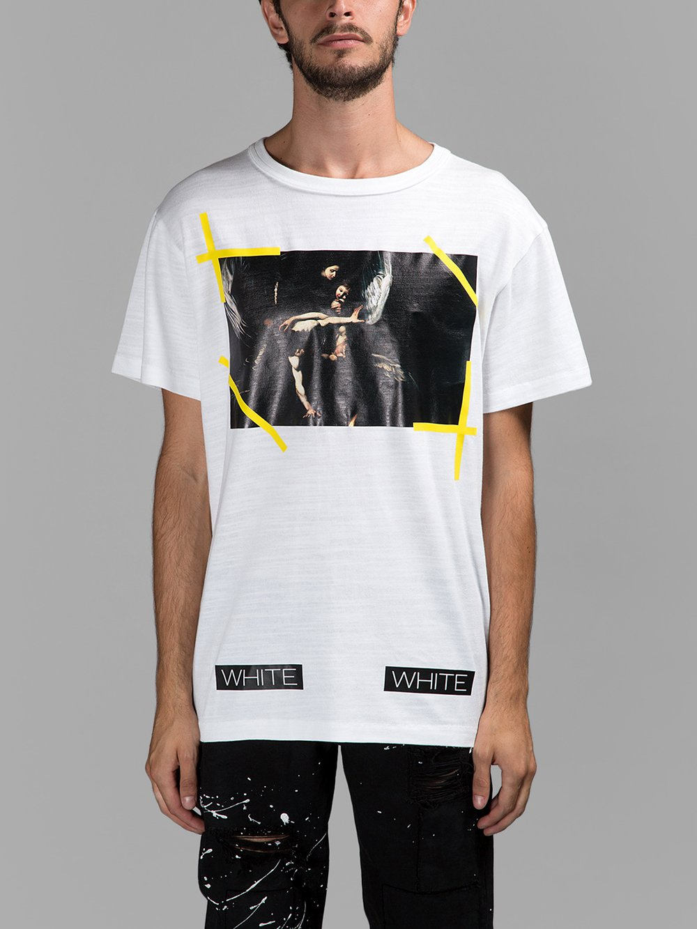 Off-White C/O Virgil Abloh - T-shirts - Antonioli.eu