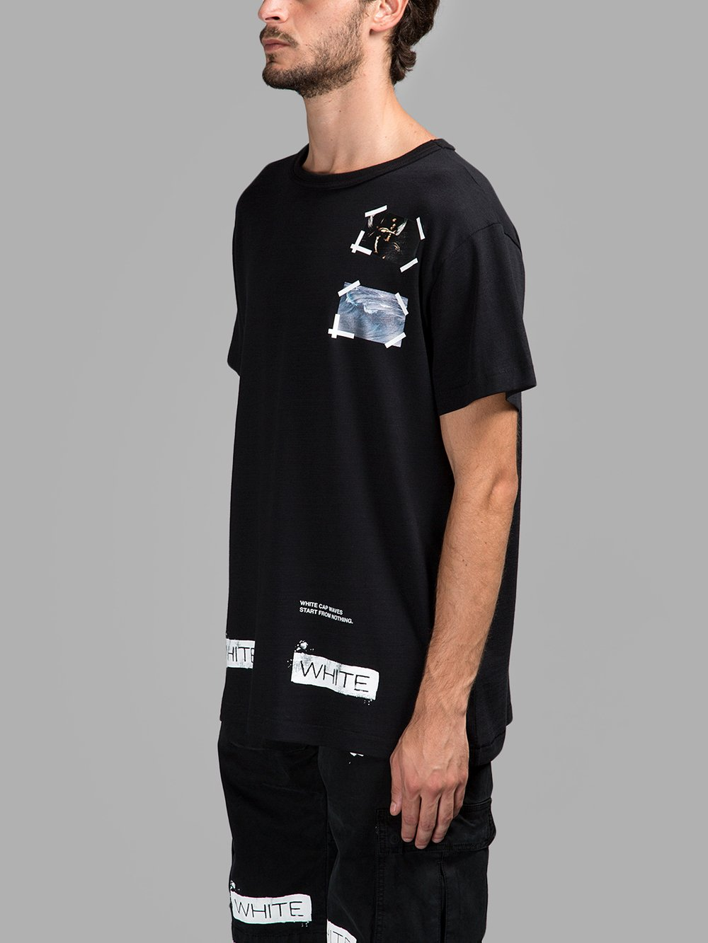 4045d289f59708 Off-White c o Virgil Abloh - T-shirts - Antonioli.eu